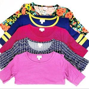 Lularoe Julia Dress Bundle Size XS